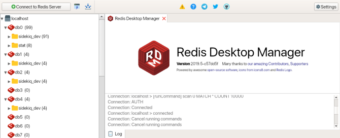 Redis Desktop Manager for Linux